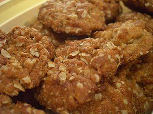 anzac biscuit fundraiser