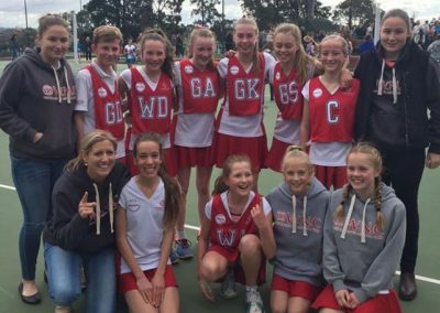 netball-team-warrandyte