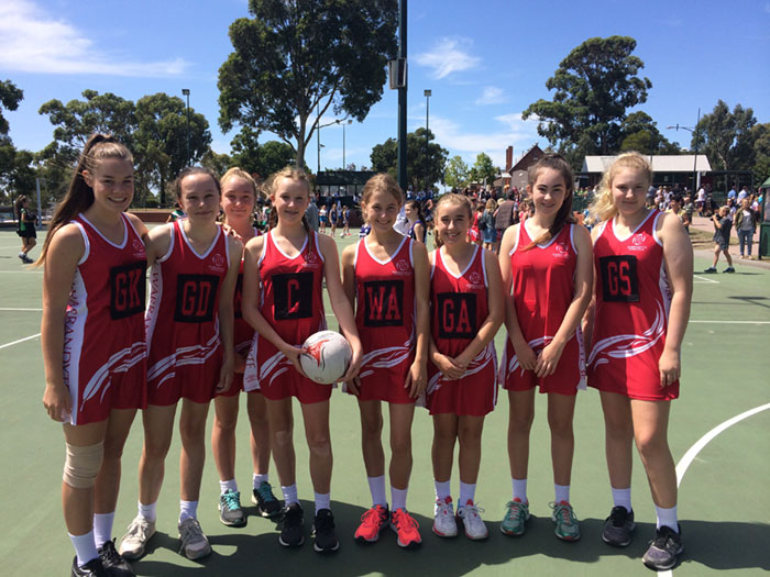 warrandyte netball 2017 season