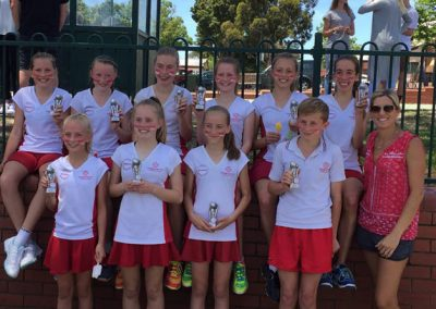 warrandyte-netball-team