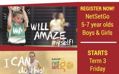 NETSETGO 2021 registrations
